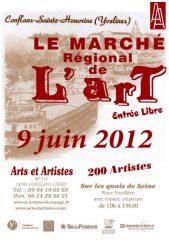 Marché de l'art 2012